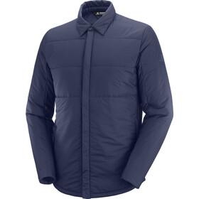 Salomon Snowshelter Isoleret trøje Herrer, blå